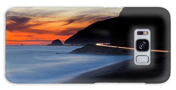 Pacific Coast Highway Galaxy Case
