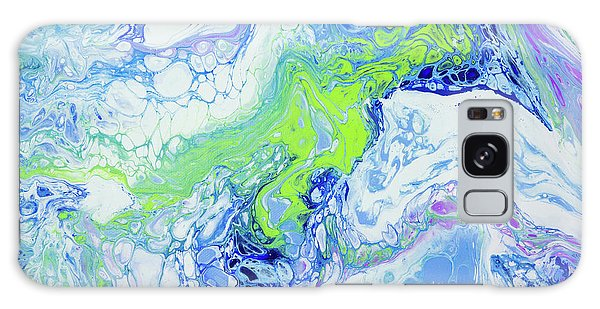 Pacific Storm Coming Galaxy Case