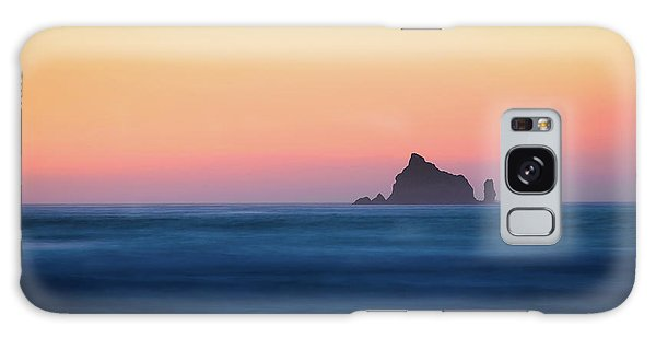 Pacific Sunset Galaxy Case