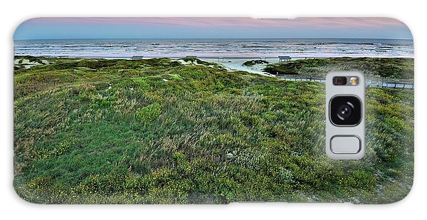 Padre Island National Seashore Galaxy S8 Case - Padre Island National Seashore by Dennis Nelson