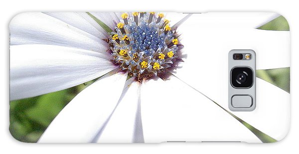 Page 13 From The Book, Peace In The Present Moment. Daisy Brilliance Galaxy Case