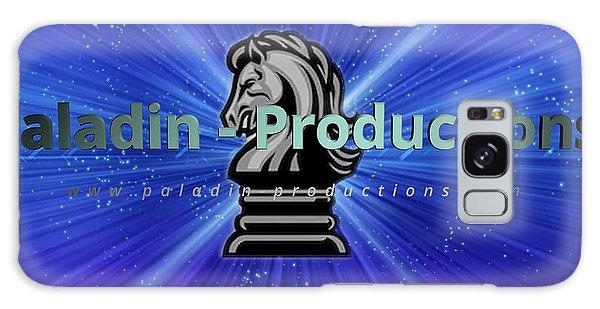 Paladin Productions Logo Galaxy Case