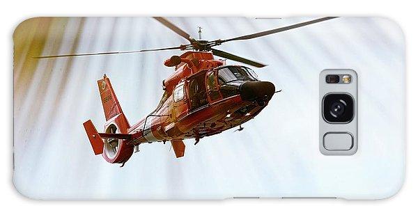 Palm Chopper Galaxy Case