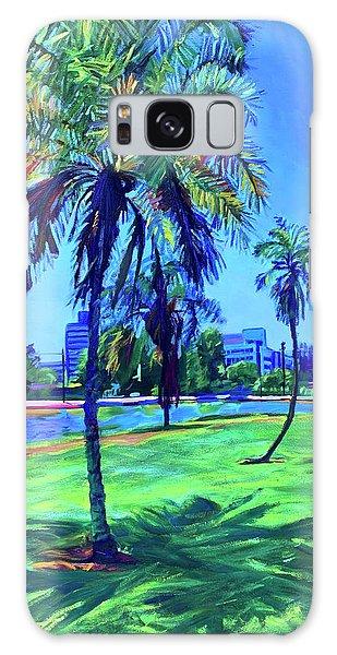 Palm Prints Galaxy Case