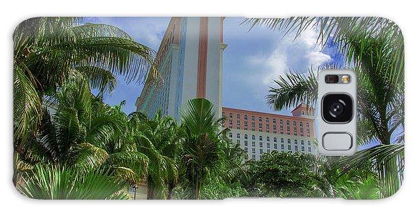 Palms At The Riu Cancun Galaxy Case