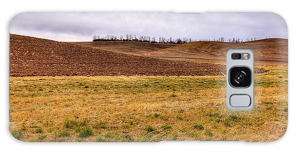 Galaxy Case featuring the photograph Palouse Farmland by David Patterson