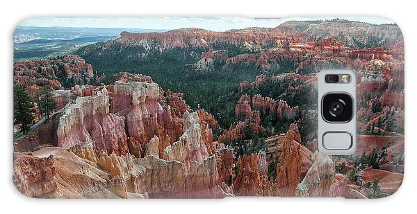 Panorama  From The Rim, Bryce Canyon  Galaxy Case