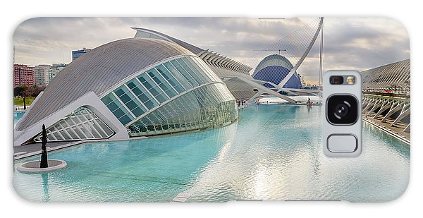 Panoramic Cinema In The City Of Sciences Of Valencia, Spain, Vis Galaxy Case