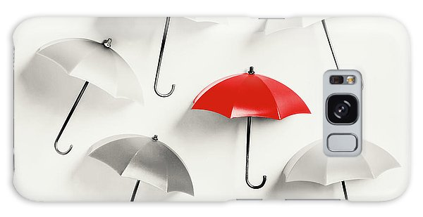 Safe Galaxy Case - Parasol Pop by Jorgo Photography - Wall Art Gallery