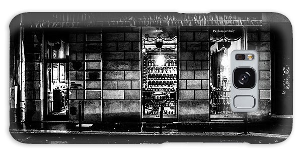 Paris At Night - Rue Bonaparte 2 Galaxy Case