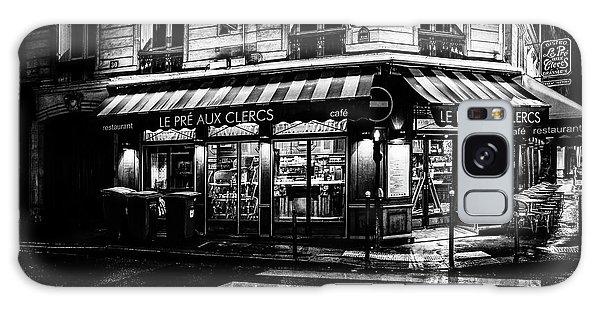 Paris At Night - Rue Bonaparte Galaxy Case