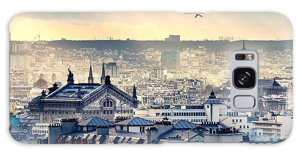 Destination Galaxy Case - Paris Cityscape Taken From Montmartre by Im photo