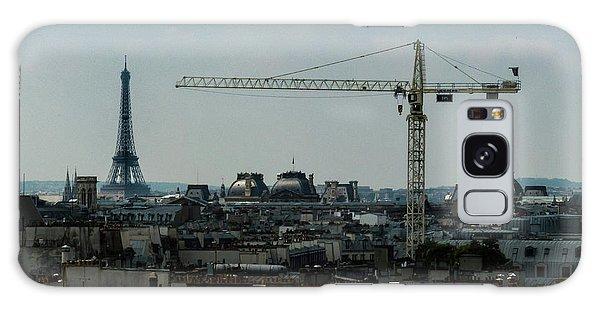 Paris Towers Galaxy Case