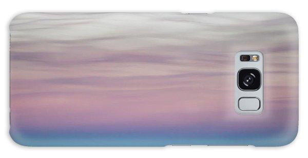 Pastel Clouds Galaxy Case