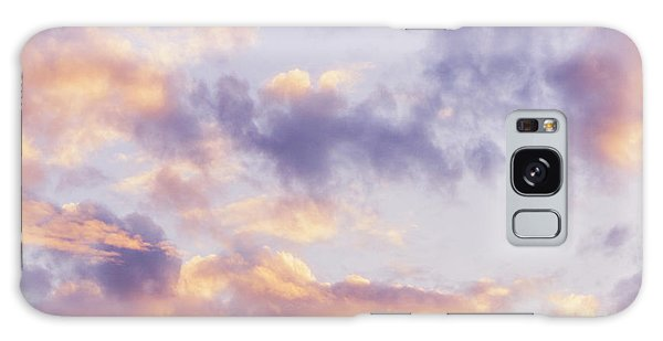 Cloudscape Galaxy Case - Pastel Cloudscape by Jorgo Photography - Wall Art Gallery