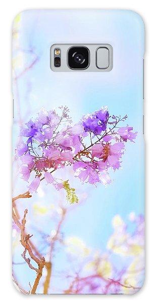 Petal Galaxy Case - Pastels In The Sky by Az Jackson