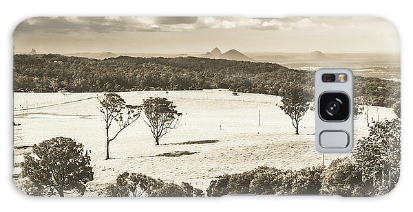 Countryside Galaxy Case - Pastoral Plains by Jorgo Photography - Wall Art Gallery