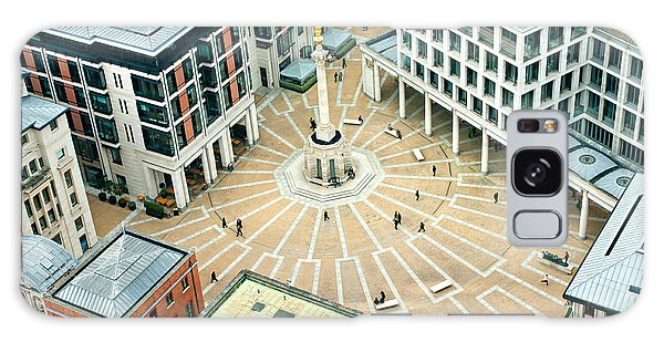 Colours Galaxy Case - Paternoster Square, London. It Is An by Luciano Mortula - Lgm