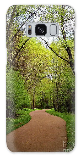 Path In The Forest Galaxy Case