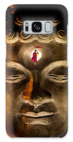 Path To Enlightenment Galaxy Case