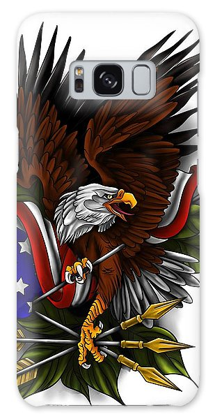 Olive Branch Galaxy Case - Patriot  by Lyrin Bailey