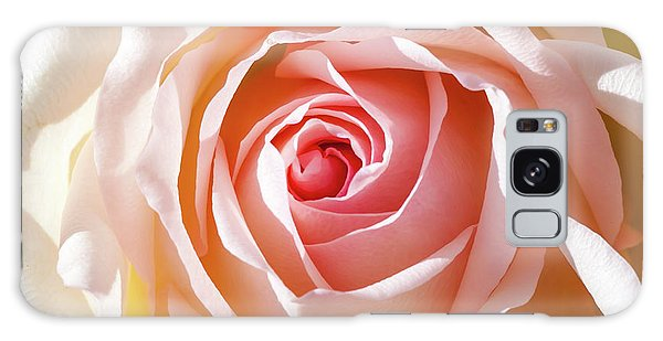 Cafe Galaxy Case - Soft As A Rose by Az Jackson