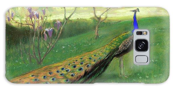 Iridescent Galaxy Case - Peacock by Kazimierz Stabrowski