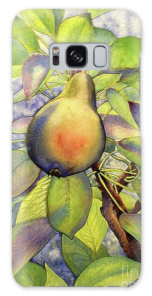 Pear Of Paradise Galaxy Case