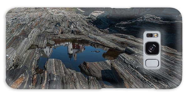 Galaxy Case featuring the photograph Pemaquid Lighthouse by Rick Hartigan