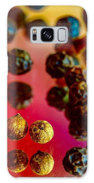 Peppercorns Galaxy Case