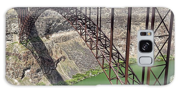 Perrine Bridge, Twin Falls, Idaho Galaxy Case
