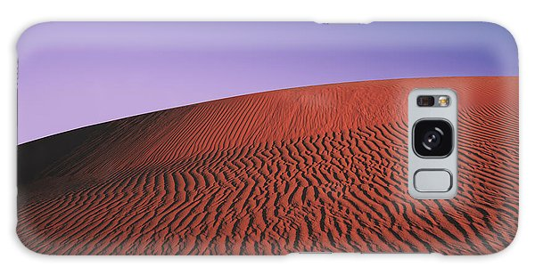 Sand Dunes Galaxy Case - Perry Sandhills by Ivan Krpan