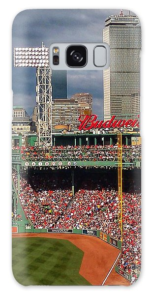 Peskys Pole At Fenway Park Galaxy Case