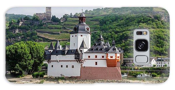 Pfalzgrafenstein Castle Galaxy Case