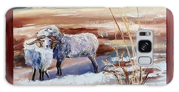Phil And Alice Navajo Sheep    38 Galaxy Case