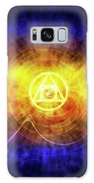 Philosopher's Stone Galaxy Case