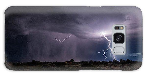 Thunderstorm #3 Galaxy Case
