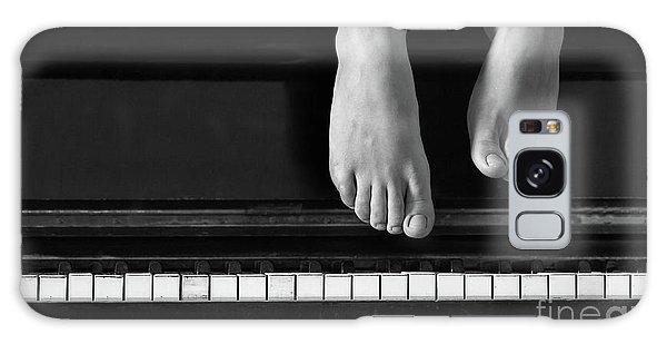 Piano #0215az Galaxy Case