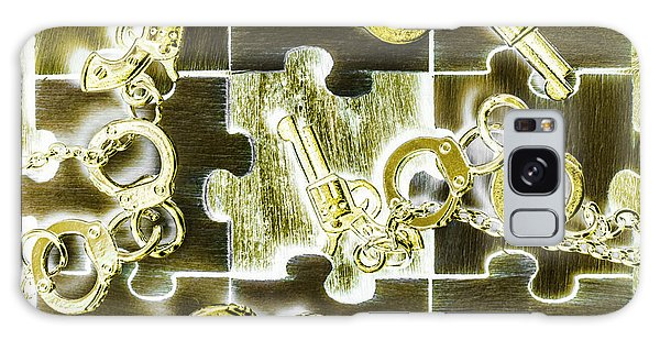 Missing Galaxy Case - Piecing Puzzles Of A Crime by Jorgo Photography - Wall Art Gallery