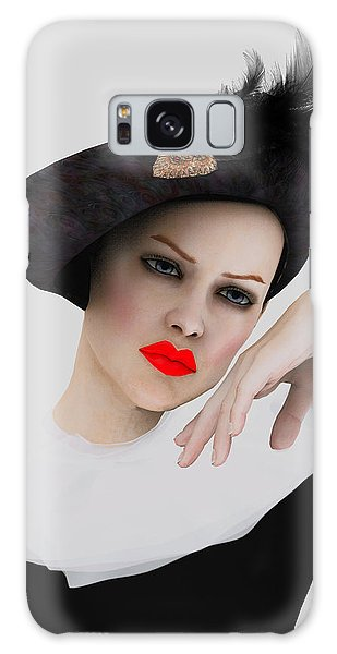 Catwalk Galaxy S8 Case - Pierrette De Vogue by Joaquin Abella