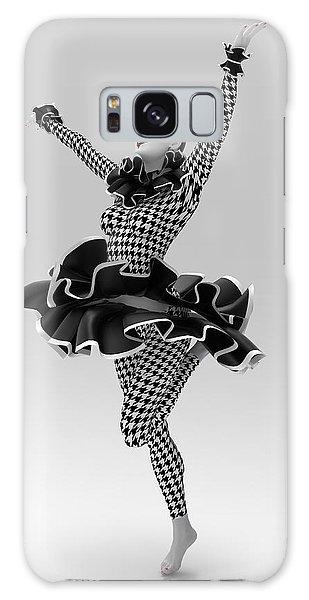 Catwalk Galaxy S8 Case - Pierrette Of Chanel by Joaquin Abella