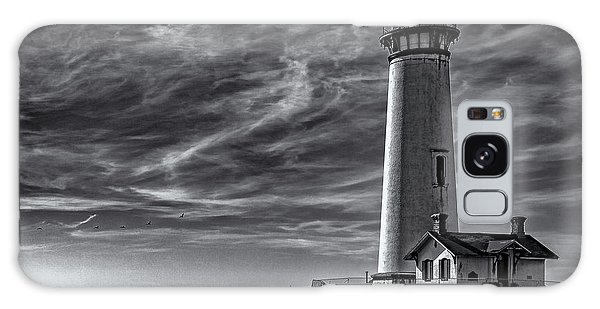 Pigeon Point Light Station Galaxy Case