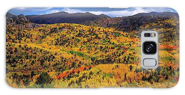 Pikes Peak Autumn Galaxy Case