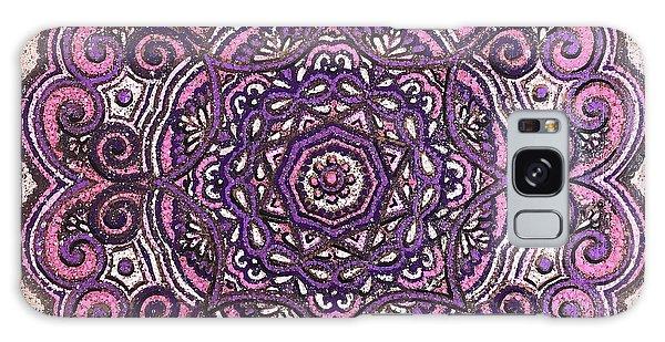 Pink Mandala Galaxy Case