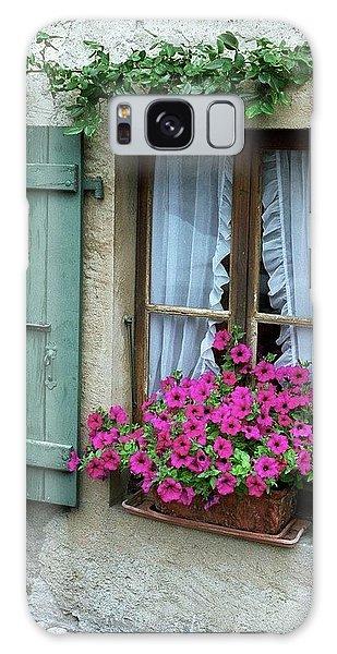 Pink Window Box Galaxy Case
