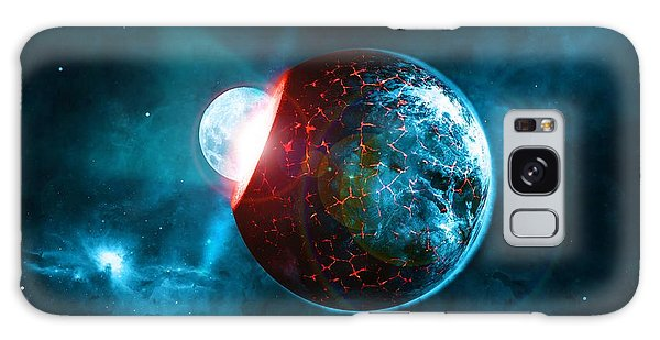 Beam Galaxy Case - Planet Impact by ArtMarketJapan