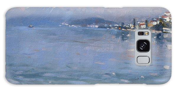Mountain Lake Galaxy Case - Pogradeci Albania by Ylli Haruni