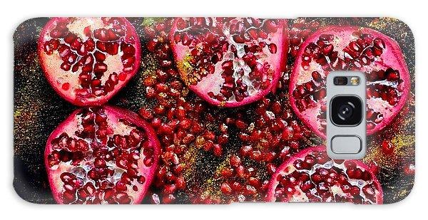 Pomegranate New Year Galaxy Case