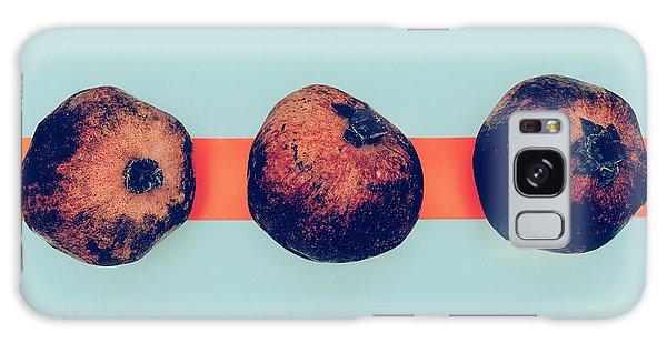 Bright Colors Galaxy Case - Pomegranates In The Exclusive Design by Evgeniya Porechenskaya