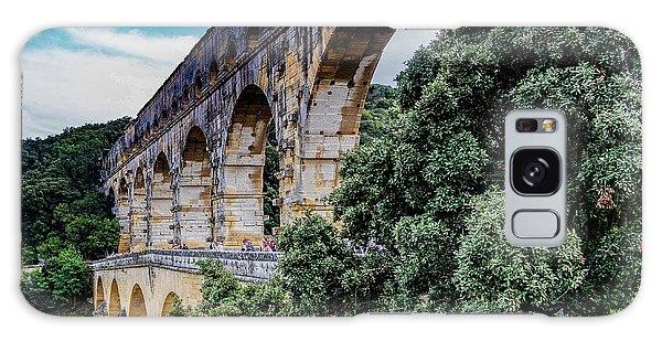 Pont Du Gard Galaxy Case